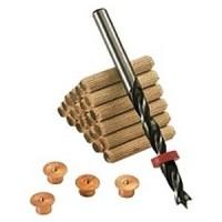 Espigas de madera