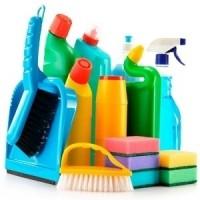 Químicos de limpieza